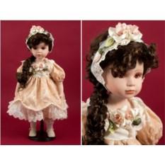 Коллекционная фарфоровая кукла Принцесса