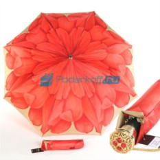 Зонт Складной Pasotti Auto Korall Lux