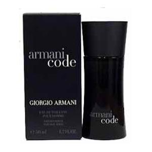Туалетная вода Armani Code