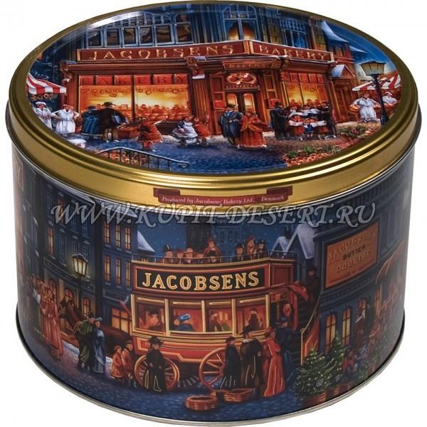 Печенье Торговая площадь Jacobsens Bakery 340 г