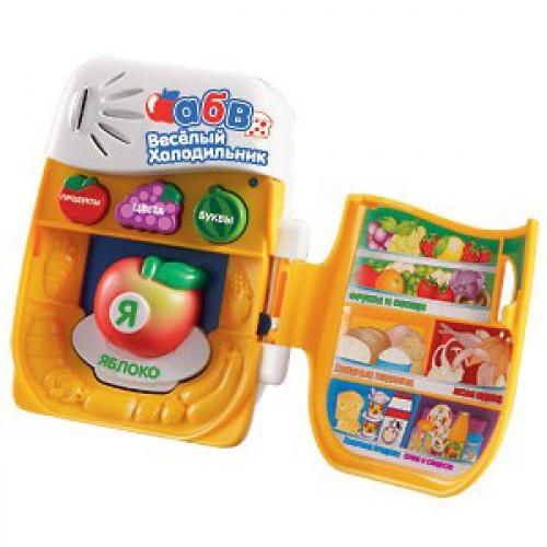 Развивающая игрушка Веселый холодильник