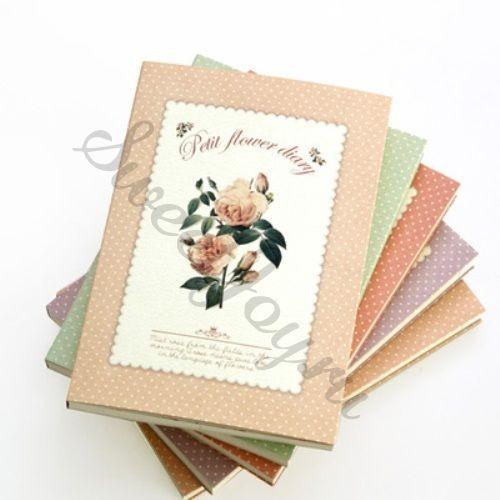 Подарочный ежедневник Petit Flower Diary – Pink