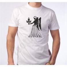 Мужская футболка Дева