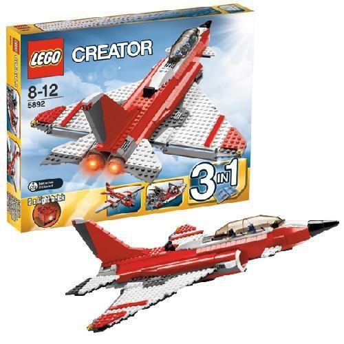 Игрушка LEGO CREATOR Обгоняя звук