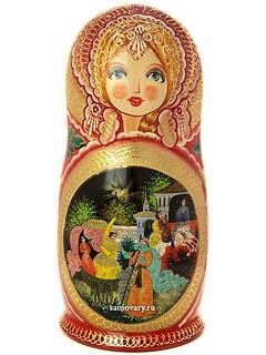 Набор матрешек Русские сказки