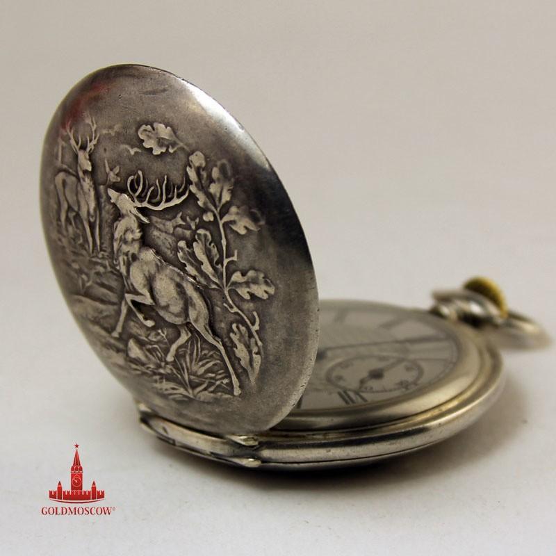 Карманные часы «Вильям Габю»