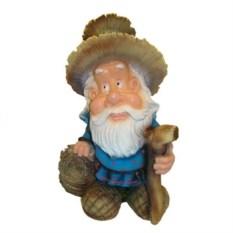 Декоративная садовая фигура Лесовик с клюшкой
