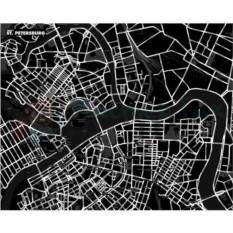 Карта мира Palomar Pin City St. Petersburg