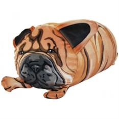 Подушка-валик Весёлый пёс
