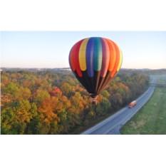 Индивидуальный полет на воздушном шаре (для четверых)