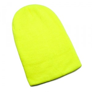 Шапка Flap (неоновая желтая)