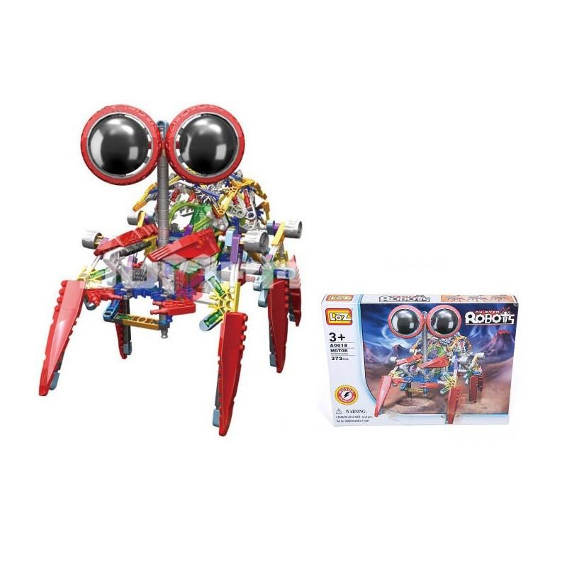 Робот с мотором «Хрум»