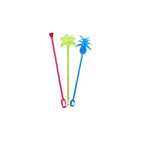 Палочки-мешалки для коктейлей Тропические