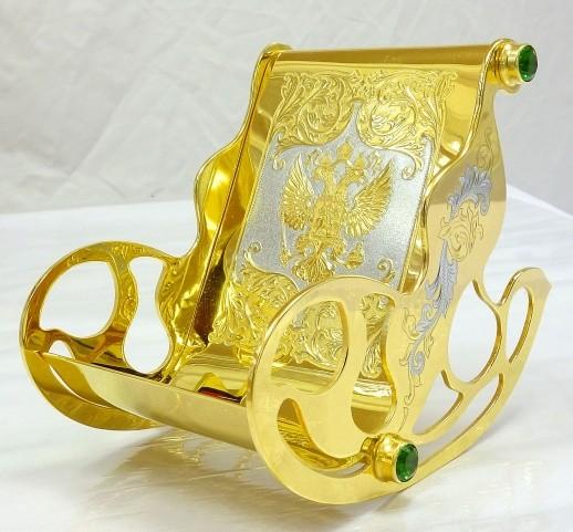 Подставка Кресло качалка