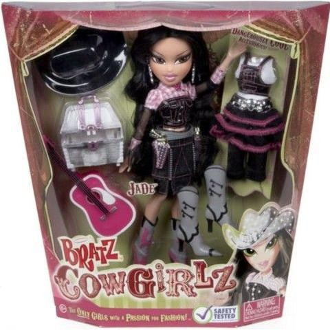 Кукла Братц «Подружка ковбоя, Джейд»
