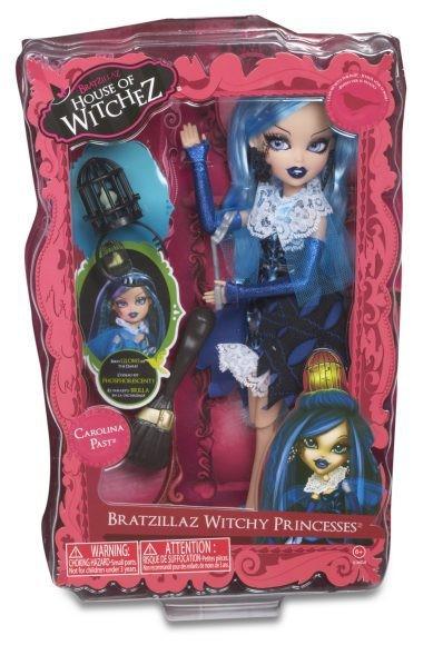 Кукла Bratzillaz Забытые принцессы. Каролина