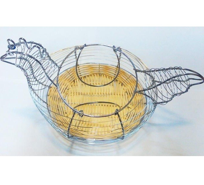 Корзинка Курочка Hen Basket