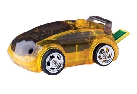 Микроробот Машинка, желтый