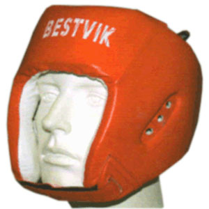 Шлем боксёрский
