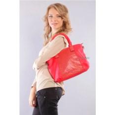 Красная женская сумка Giovanna Milano red
