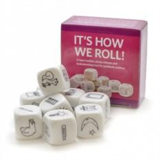 Игра Кубики историй