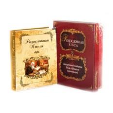 Родословная книга в картонной коробке Летописец