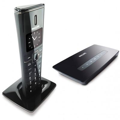 Телефон беспроводной с автоответчиком Philips ID9651B