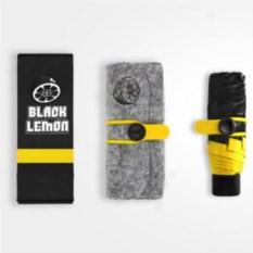 Мини-зонт в подарочной упаковке Blask Lemon