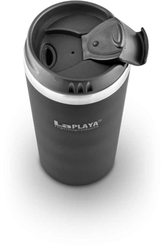 Термокружка La Playa Vacuum Travel Mug Black
