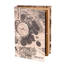 Шкатулка-сейф Часы