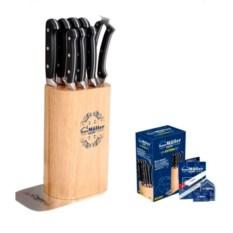 Набор ножей Haus Muller из 9 предметов
