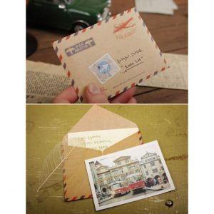 Винтажный конверт London