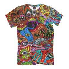 Мужская футболка Overdose