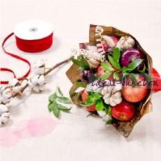 Букет из овощей и фруктов На здоровье!