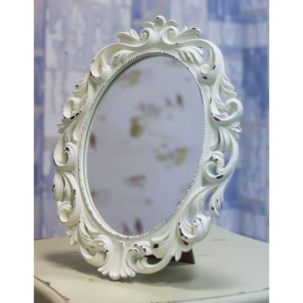 Винтажное настольное зеркало Vert