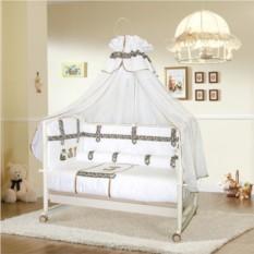 Детский комплект постельного белья Волшебный сундучок