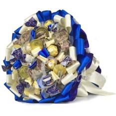 Букет из конфет ассорти Индиго