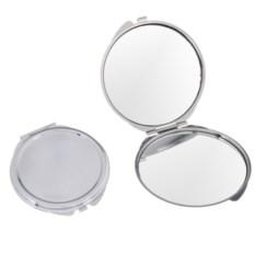 Круглое косметическое зеркало