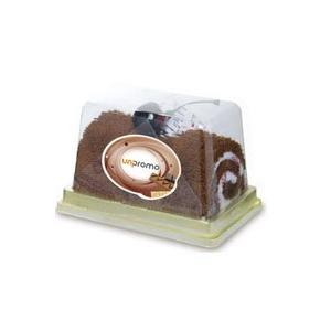 Торт-полотенце «Шоколадный рулет»