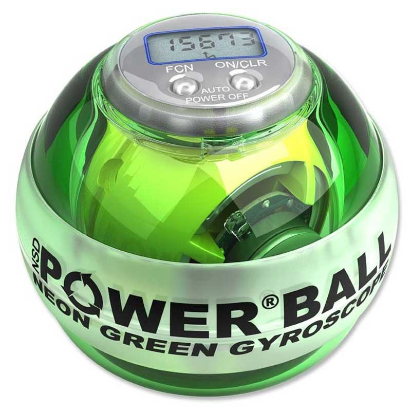 NSD Powerball 250Hz Neon Pro Green