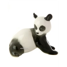 Скульптура Медвежонок панда