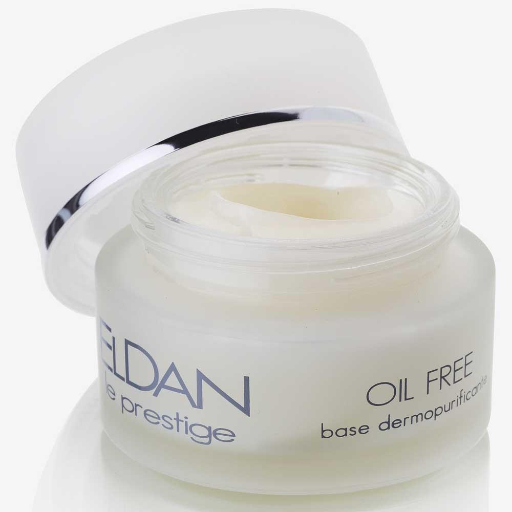 Увлажняющий крем-гель для жирной кожи Eldan (50 ml)
