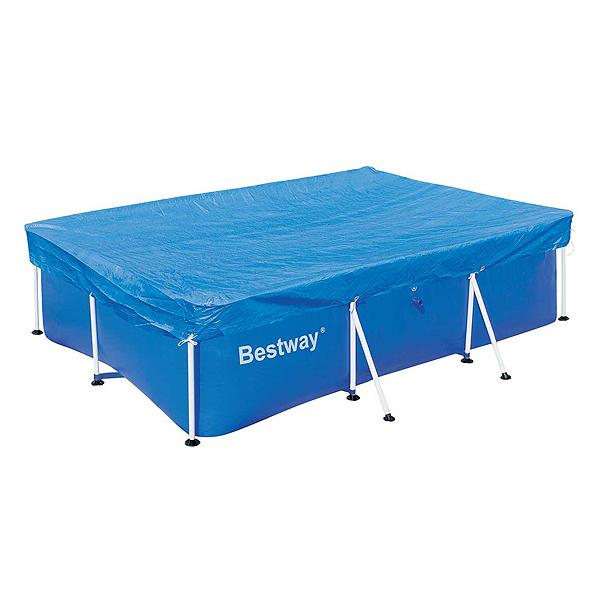 Тент для бассейна прямоугольный Bestway Pool Covers
