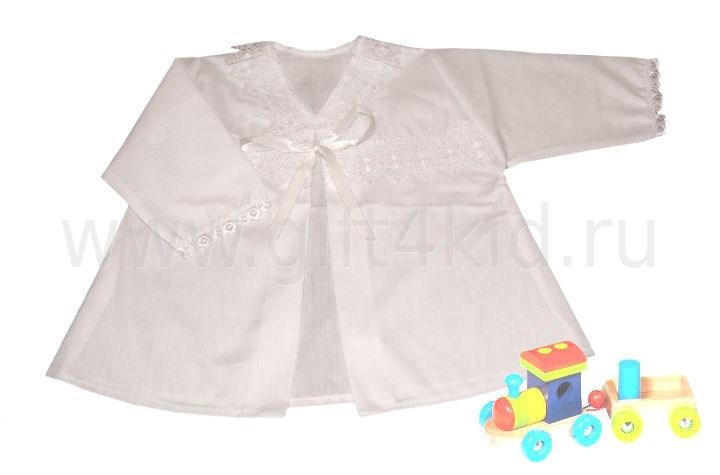 Крестильная рубашка-халат