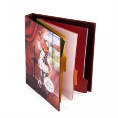 Книга для записи кулинарных рецептов Хозяюшка