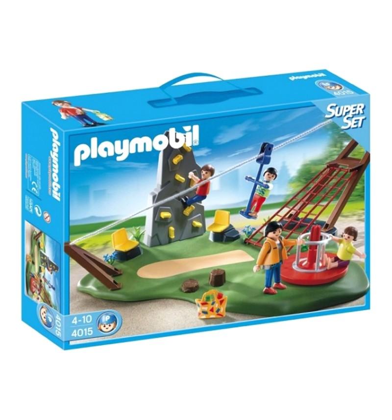 Конструктор Playmobil Игровая площадка