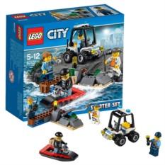 Конструктор Lego City Остров-тюрьма