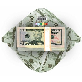 Конверт Гигант 50 долларов, Эврика