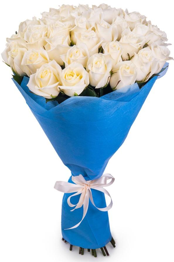 Букет из 41 розы (70см)
