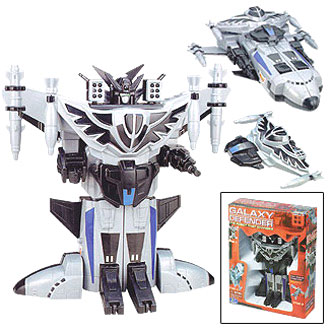 Робот-трансформер «Солнечный Воин»
